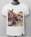 T-shirt Cross Hare
