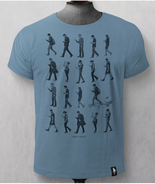 T-shirt Phone Zombies