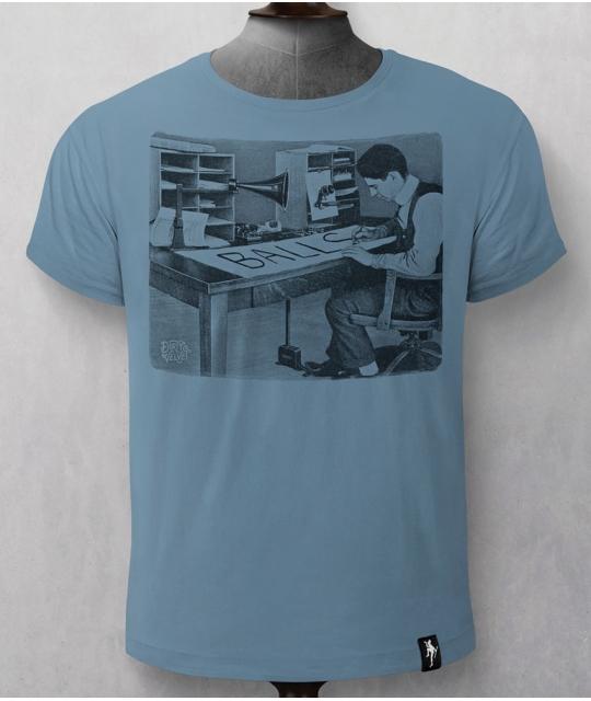 T-shirt The Calligrapher