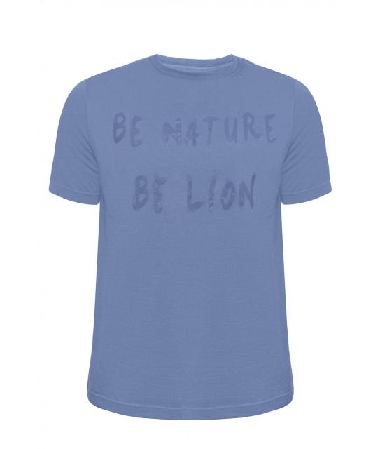 T-Shirt Kibo Bleu