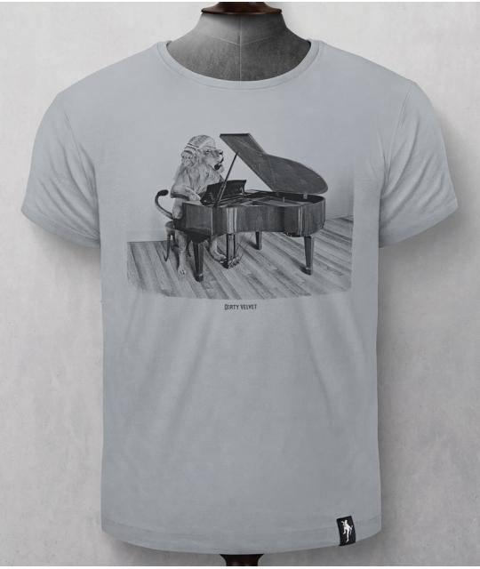 T-shirt Concerto Cat