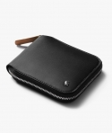 Portefeuille Zip Wallet - Black