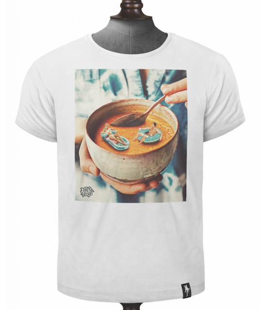 T-shirt Soup of the Day