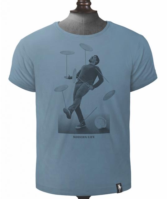 T-shirt Spinning Plates
