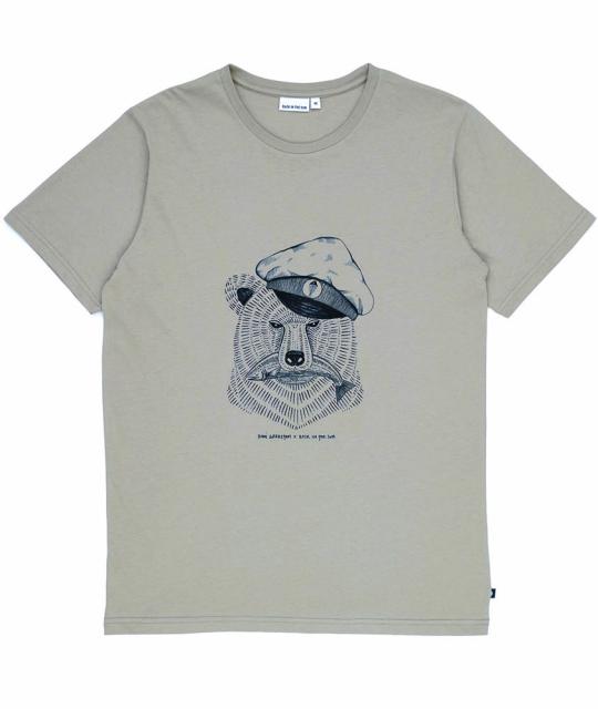 T-Shirt Zack -Sable