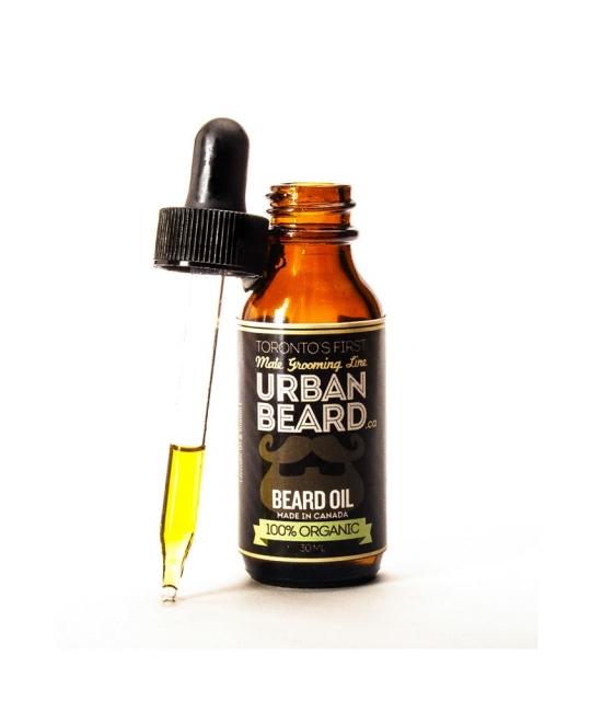 Huile à Barbe - Urban Beard