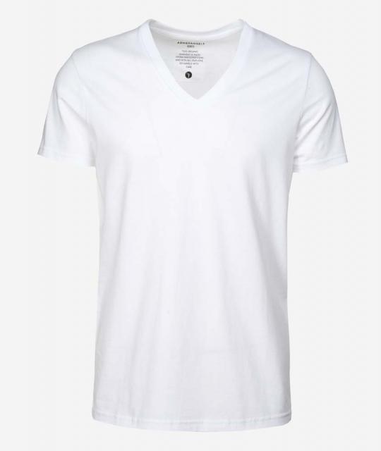 T-Shirt Charlie - Blanc