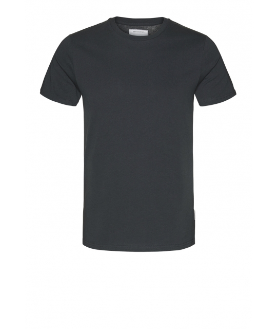 T-Shirt James - Acid black