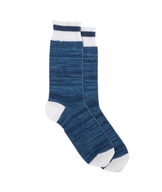 Chaussettes Nautical - Royal blue & Navy